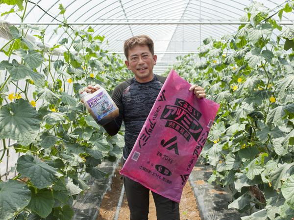 土壌改良と植物活性~2度効くデンカの腐植酸の秘密に迫る