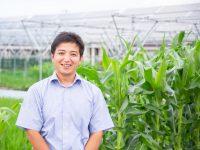 こだわりの自然農法や農地活用のソーラーシェアリング 。 持続可能な未来型農業のカタチを模索する若手農家の挑戦。『森岡不動産』
