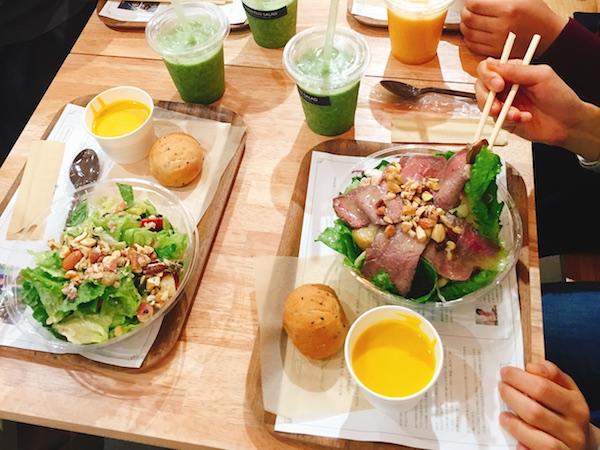 NYで人気の「パワーサラダ」 コンビニ商品、専門店増加のブームに迫る