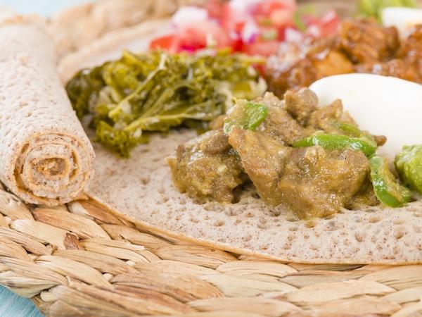 新しいスーパーフード!? エチオピアのインジェラ~世界主食発見!~