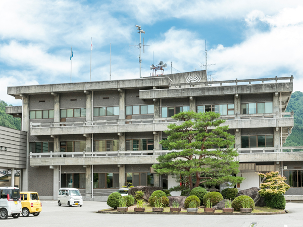 飛騨市役所