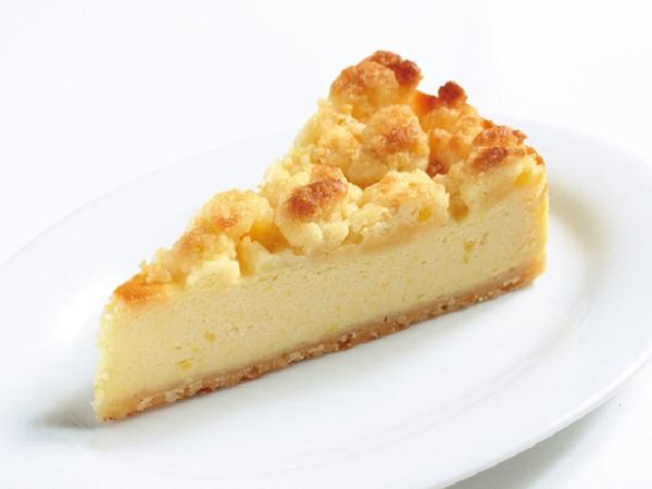 焼きとうもろこしのチーズケーキ