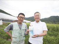 稲作や花の栽培に期待以上の力を発揮する酵素水「ZEROのちから」