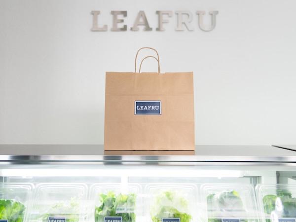 扱うのは植物工場の野菜だけ! 新しい八百屋「LEAFRU」に迫る