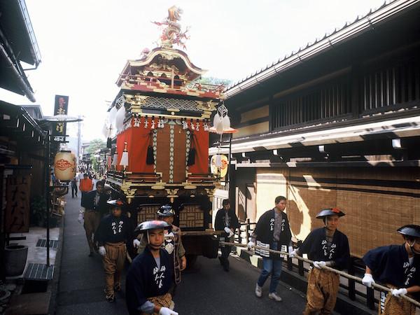 農にまつわる日本のお祭り 〜北陸、東海3選〜