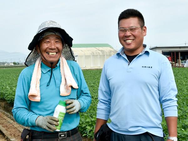 大規模農家・生産法人にぴったりの雑草対策があった! 水田畦畔向けの土壌処理剤を取り入れ、雑草管理の手間とコストを大幅効率化!