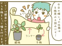 漫画「宮崎に移住した農家の嫁日記」【第24話】嫁じょ、ダンナに怒られる