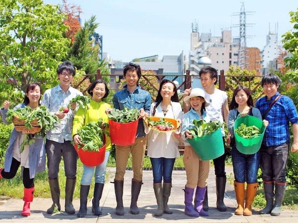 農業をもっと身近に。みんなでつくる農園「NINO FARM」