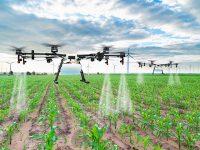 農薬散布やデータ解析に活躍! 農業用ドローン最前線