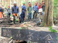 鳥取の若手林業集団「智頭ノ森ノ学ビ舎」美しい山を継ぐ試み【林業を知ろう】