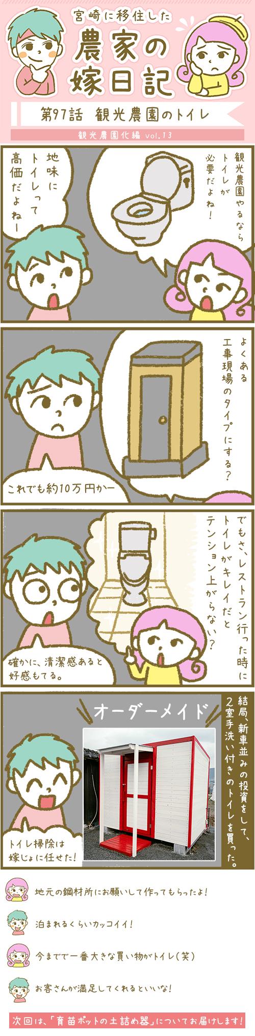 漫画第97話
