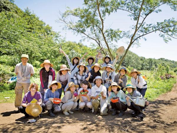生涯就業力を養う園芸教育 社会園芸学科からの進路も開ける恵泉女学園大学