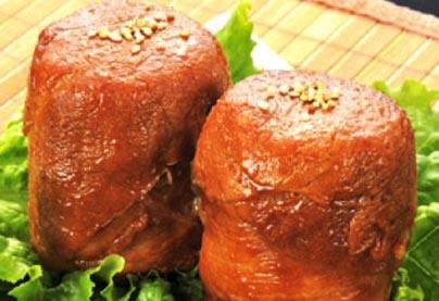 【ふるさと納税】宮崎県のブランド牛『宮崎牛』で絶品、肉巻きおにぎり!