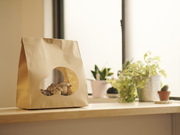 食べ物への愛とあたたかな気持ちが生まれる栽培キット「しいたけハウス」