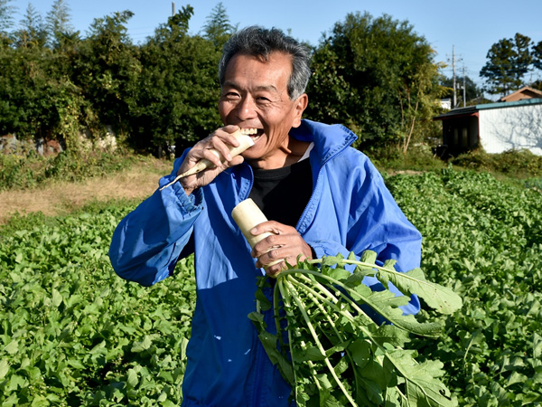 """人の体内にもある""""第3の水""""が農業界に革命を起こす!? ~群馬の現役農家がその効果を実感"""