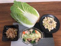 旬の白菜まるごと使い切り! お手軽レシピ3品