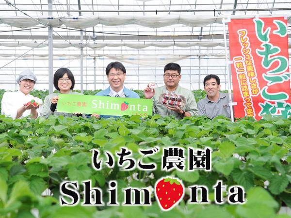 儲かる「イチゴ」×「株式会社」の安定性=就農への不安はゼロ!