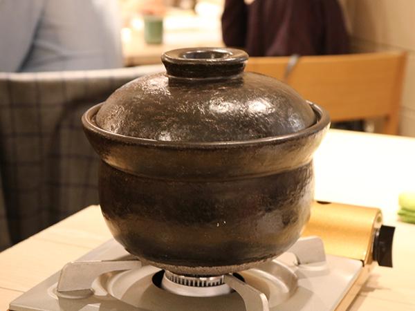 土鍋炊き方
