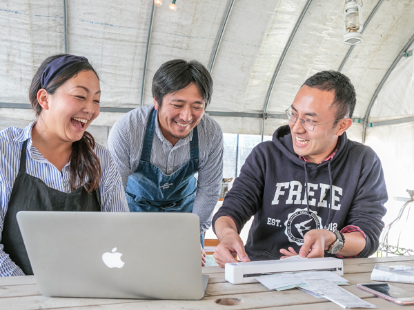 ITとAI技術で経理・会計業務を効率化!―『会計freee』で自分たちのやりたい農業を実現する