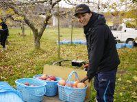 3年で農地3.5倍に 信州リンゴ発祥の地、26歳農家が挑む「耕作放棄地」の問題