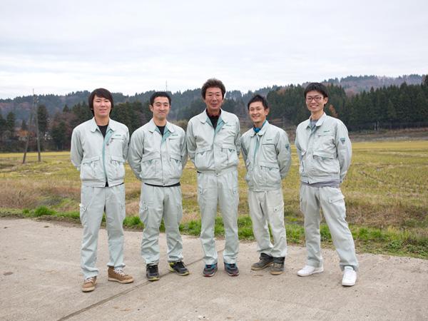 新潟産・魚沼産の人気ブランド米を作る生産法人が、安定生産のために欠かせないものとは?