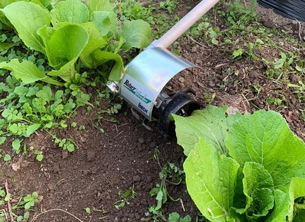 「草刈革命」を起こす刈払機アタッチメントを導入し安全性・作業効率が向上