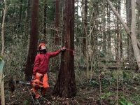 中山間地域で農業×林業×畜産の複業経営を 25歳農家が通年の収入確保に挑戦