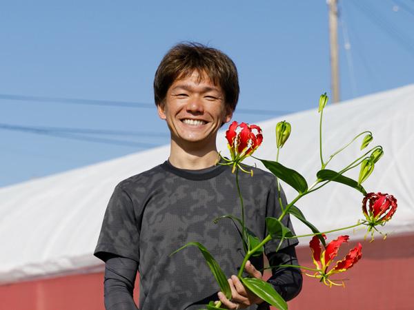 """国際大会でグランプリ受賞! 世界一の花を咲かせる""""魔法のシート""""とは?"""