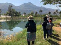 創業者は日本人 タイ・オーガニック農業の現場を視察