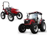 三菱マヒンドラ農機からハイパワー・軽労化をかなえる新機種発表