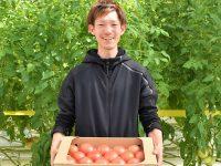 トマトづくりに情熱を注ぐ『マキシマファーム』。ファンから愛される『松島とまと』を一緒に作りませんか