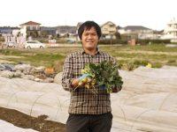 【まるごと新規就農】都市農業の強み生かし、情報発信で販路開拓 繁昌農園・繁昌知洋さんの場合