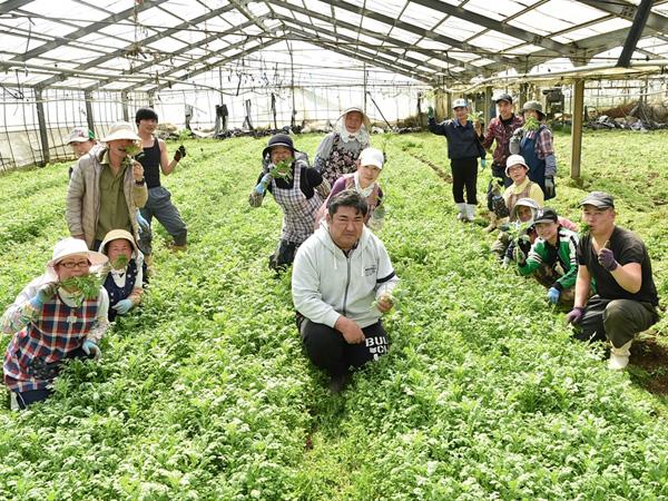 """【おいしいを伝えたい vol.1】 農業革命が農業革命を起こす… ん? 主役はあなたの""""魅力ある農作物""""です!"""