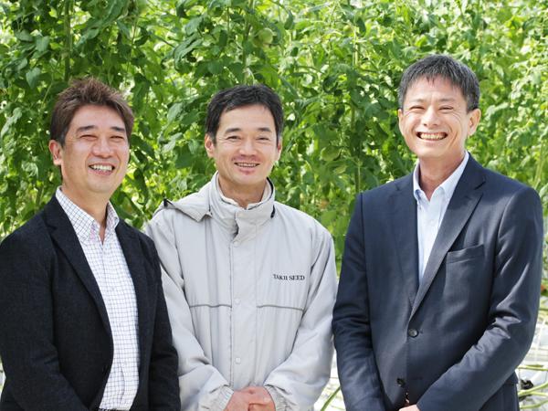 手軽な小型センサーでハウス栽培を変革! ―タキイ種苗とNTTテクノクロスがIoTを活用した新しい栽培支援システムの実用化を目指し、実証実験をスタート