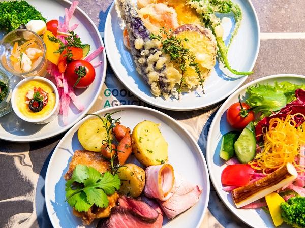 【世界初】GAP認証食材を使ったレストランが銀座にオープン