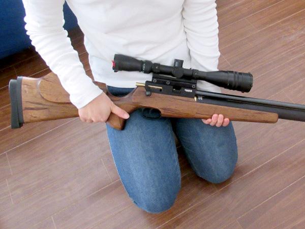 銃砲所持許可