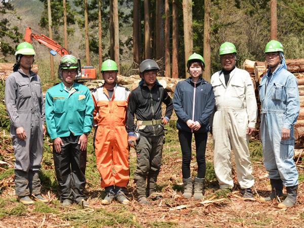 【岩手県一関市】抜群の働きやすさと面白さ!地元林業をリードする『グリーン総業』の魅力に迫る