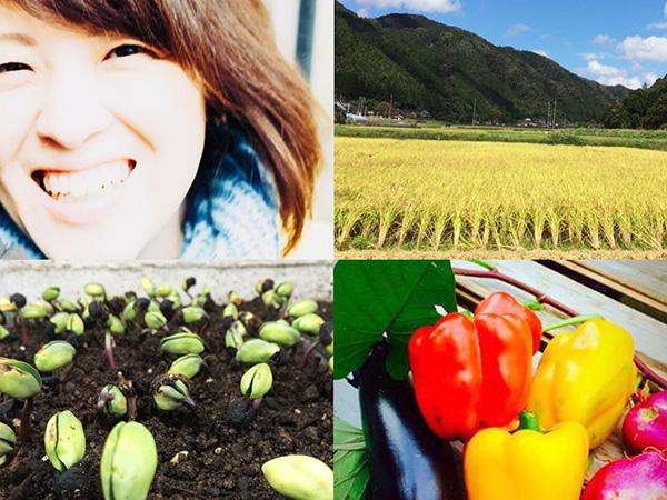 自然豊かな地元にUターン 地域を守り農業と福祉を繋つなぐ