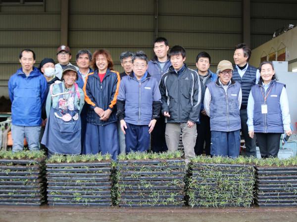 出荷量日本一のタマリュウを支える農福連携~地域とつながるノウフク#3~