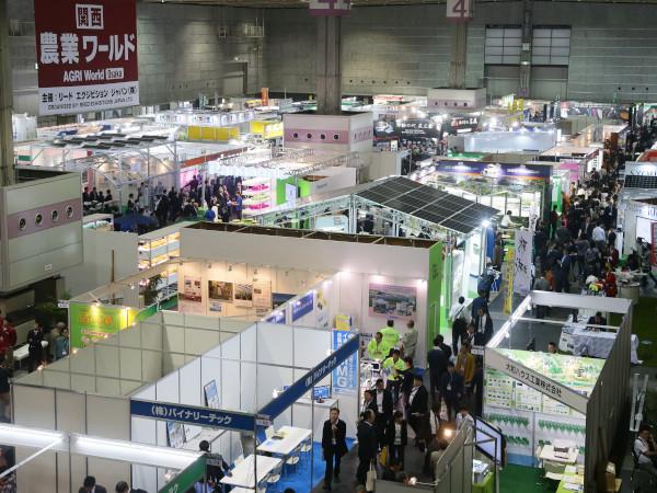 『第3回 農業Week大阪』に最新の農業技術が集結! 主な見どころを先取り