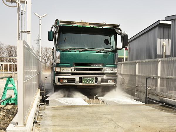 『とかち財団』が画像処理技術を担当、地元企業と「車両洗浄装置」開発