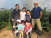 【北海道平取町】トマト農家になって、夫婦で安定した経営を目指そう!
