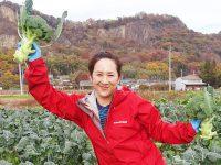 農業を憧れの職業に!カッコイイ農家をめざす生粋の農業女子