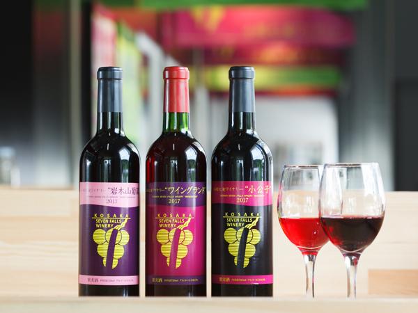 30年の思いが今、たわわに実を結ぶ。純日本産『小坂ワイン』誕生までの物語