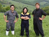 """年中無休から""""休みを取れる""""酪農へ-。大地の恵みと共に生きる『酪農ヘルパー』という仕事"""