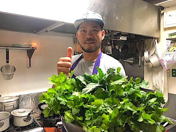 ブームを先取り!? マニアックな国産アジア野菜を売ろう!
