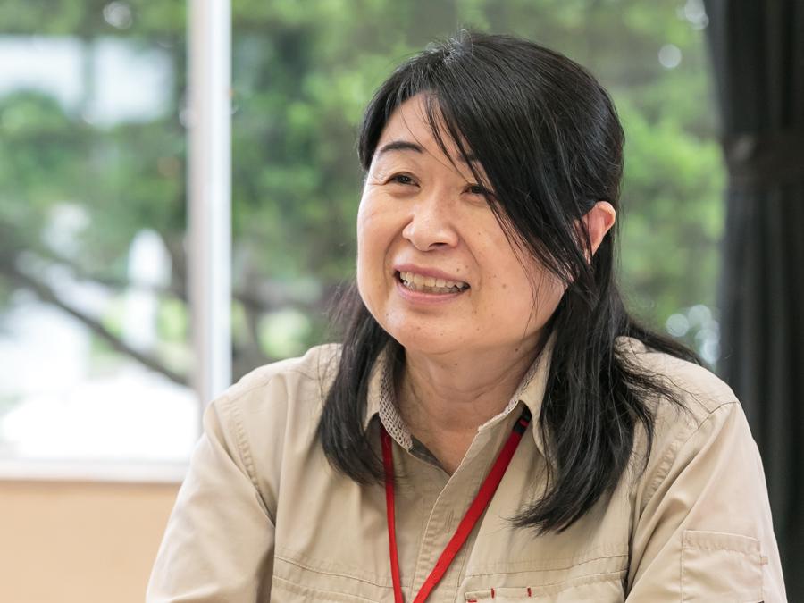 茨城県農林振興公社 次長 小堤万里子さん