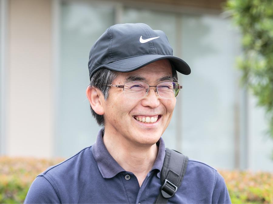 茨城県農林振興公社 常務理事 外山義昭さん