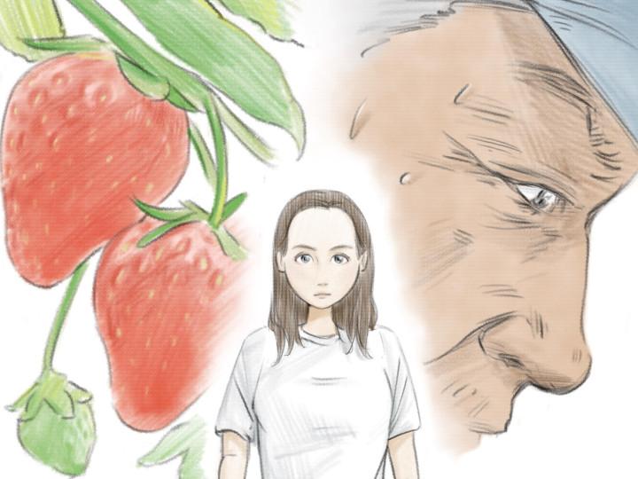 ストロベリー・ガール 第四話「イチゴはね、同じですから」