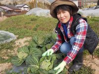 様々な仕事を経験し たどり着いた農業